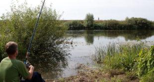 Ловля рыбы на перетягу