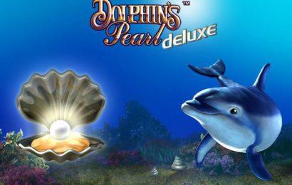 Играем на слоте Dolphins Pearl