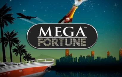 Игровой автомат «Mega Fortune»