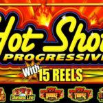 Игровой слот Hot Shot Progressive