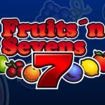 Игровой слот «Fruits'n'sevens» — мир аппетитных фруктов