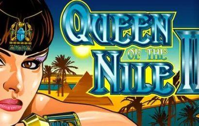 Игровой автомат «Queen of Nile 2»