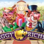 Мир роскоши на аппарате «Piggy Riches»