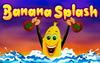 Игровой автомат «Banana Splash» в казино Вулкан