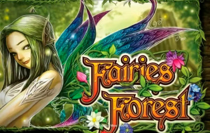 Игровой автомат Fairies Forest в казино Вулкан