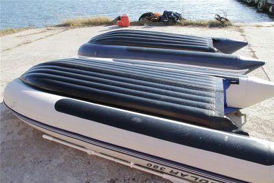 Дно лодки