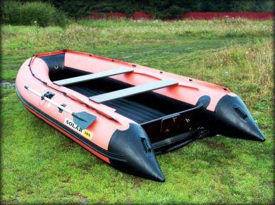 Лодка Солар