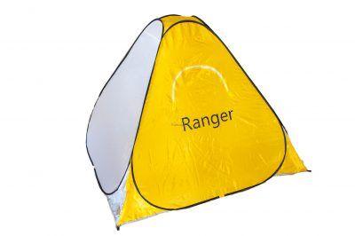 Самооткрывающаяся палатка