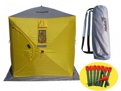 Палатка в комплекте