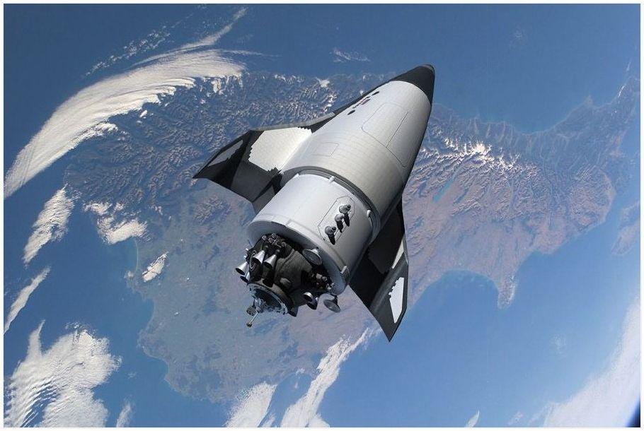 Полет в космос как туризм