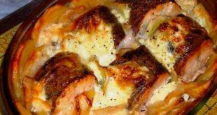 Рецепт приготовления запеченной щуки в духовке с сыром