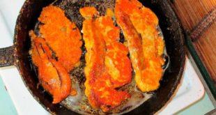 Рецепт приготовления жареной икры щуки