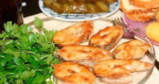 Рецепт приготовления жареной щуки на сковороде
