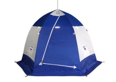 Синяя палатка